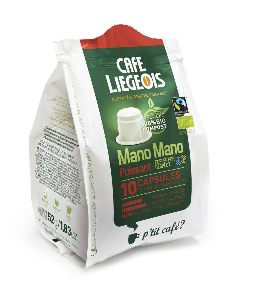 Liquid error (product-media line 159): include usage is not allowed in this contextMANO MANO PUISSANT Fairtrade Organic - Inde (x10)