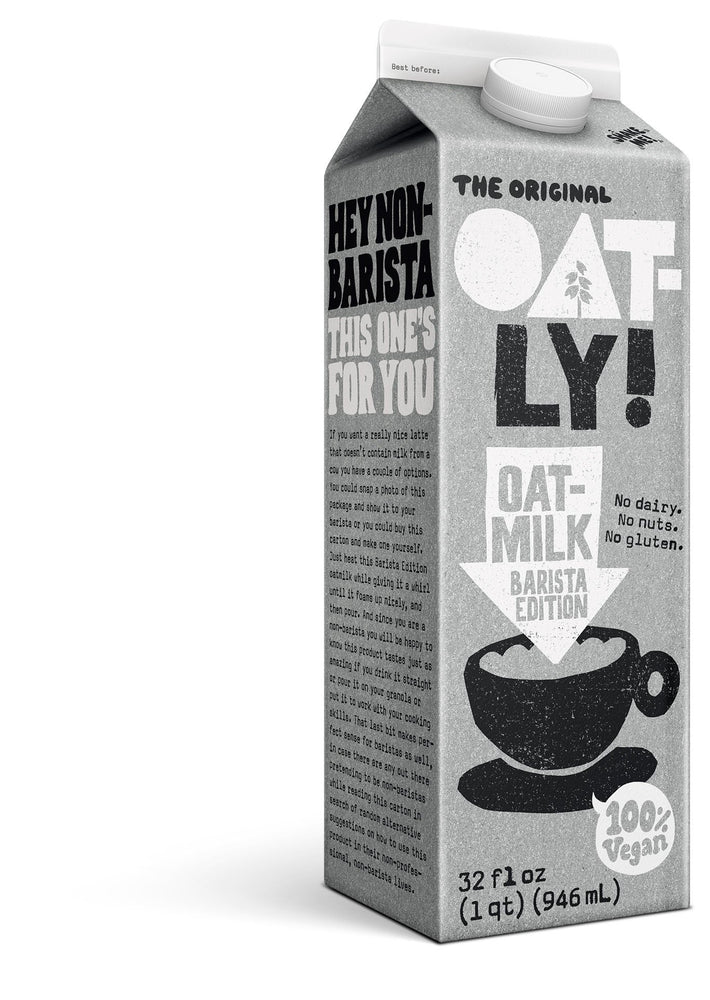 Load image into Gallery viewer, LAIT OATLY 946M BARISTA ORIGINAL