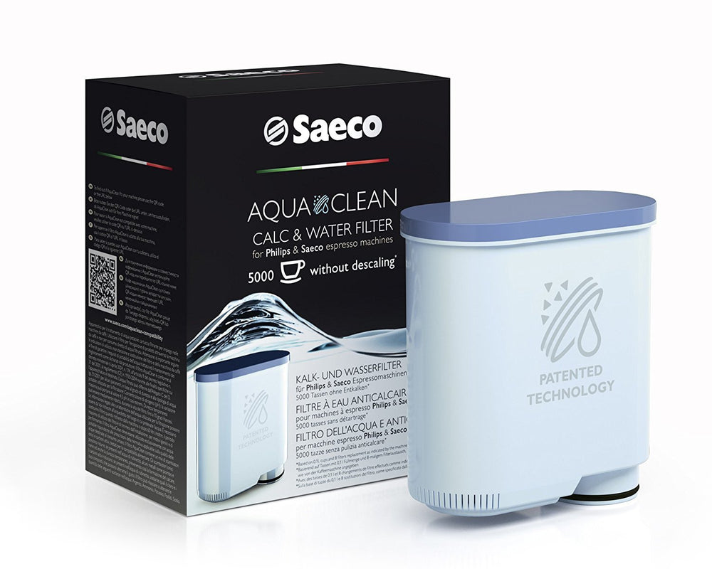 SAECO - Aquaclean Calc and Water Filter