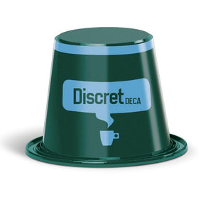 DISCRET Natural Decaf - Peru (x10)