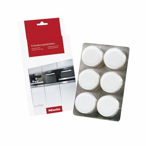 MIELE - Descaling tablets (Pack of 6)