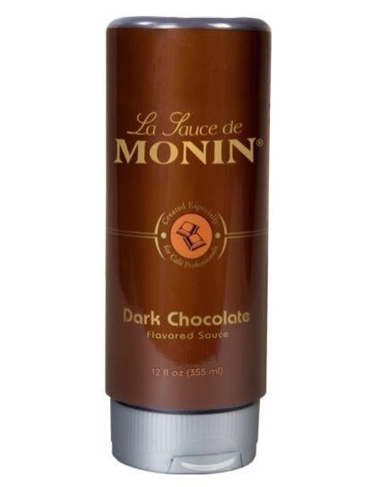 MONIN - Dark chocolate sauce