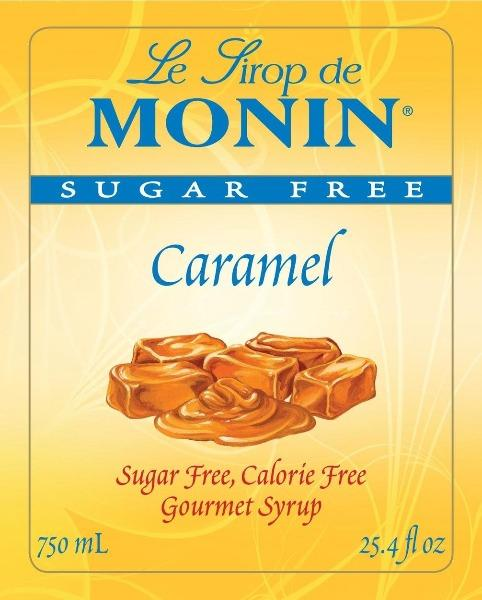 Load image into Gallery viewer, MONIN - Sugar Free Salted Caramel