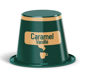 CARAMEL VANILLA Tasty combination - Brazil (x10)