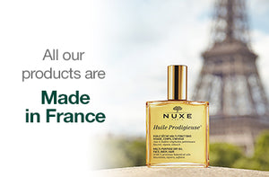 Nuxe Huile prodigieuse in the USA