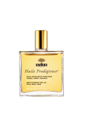In stock in the USA:  Nuxe Huile prodigieuse aka Nuxe multi purpose dry oil