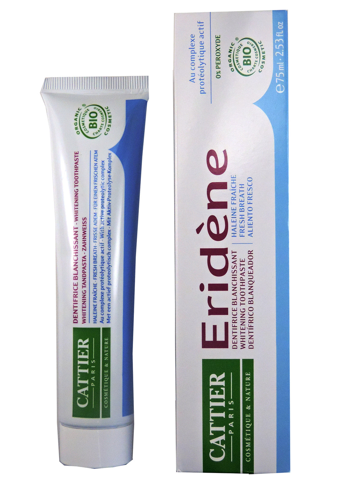 Eridene is Denblan replacement and is sold at le frenchskincare.com