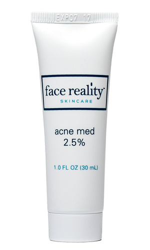 Face Reality Benzoyl Peroxyde Gel 2.5% | Acnemed 2.5%