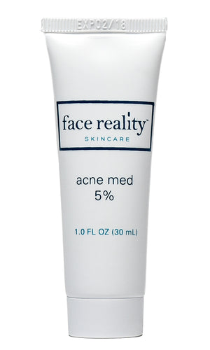 Face Reality Benzoyl Peroxyde 5% gel