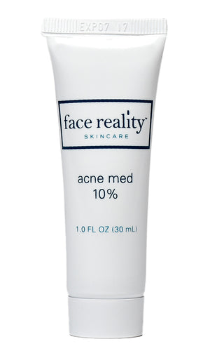 Face Reality Benzoyl Peroxyde gel 10% | Acnemed 10%