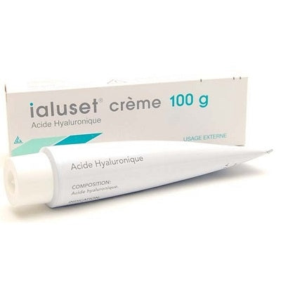 Ialuset Hyaluronic Acid Cream