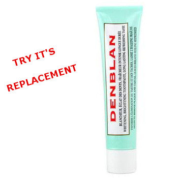 Darphin Denblan Toothpaste is sold in the USA by Lefrenchskincare.com