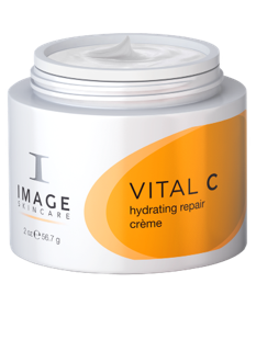 Image Vital C Hydrating Repair cream is sold by Le French sin Care in the USA