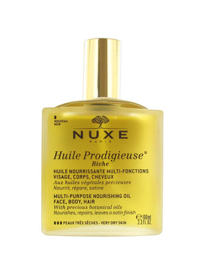 Nuxe Huile Prodigieuse - Multi-Purpose Dry Oil 100 ml is sold in the USA by Le French Skin Care