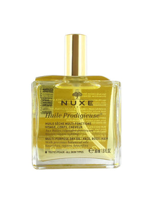 Nuxe Huile Prodigieuse - Multi-Purpose Dry Oil 50 ml is sold in the USA by Le French Skin Care