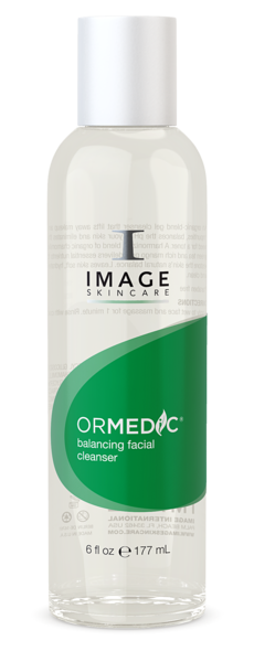 Image Ormedic Balancing Facial Cleanser is sold by Le French Skin Care in the USA