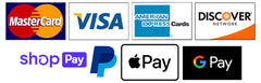 The Maryland Store Payment Method Logos