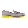 2017 Men's Grey & Yellow Loafer