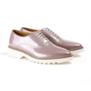 2017 Women's Mauve Patent Lace Up