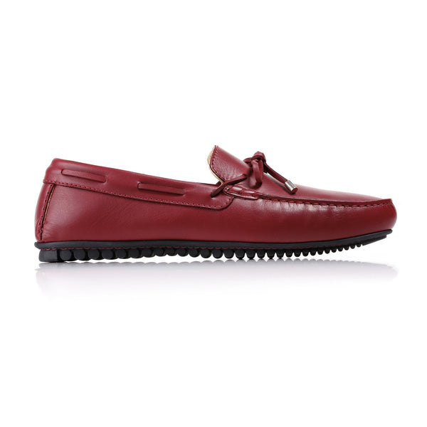 2017 Men's Oxblood Driver Mocassin