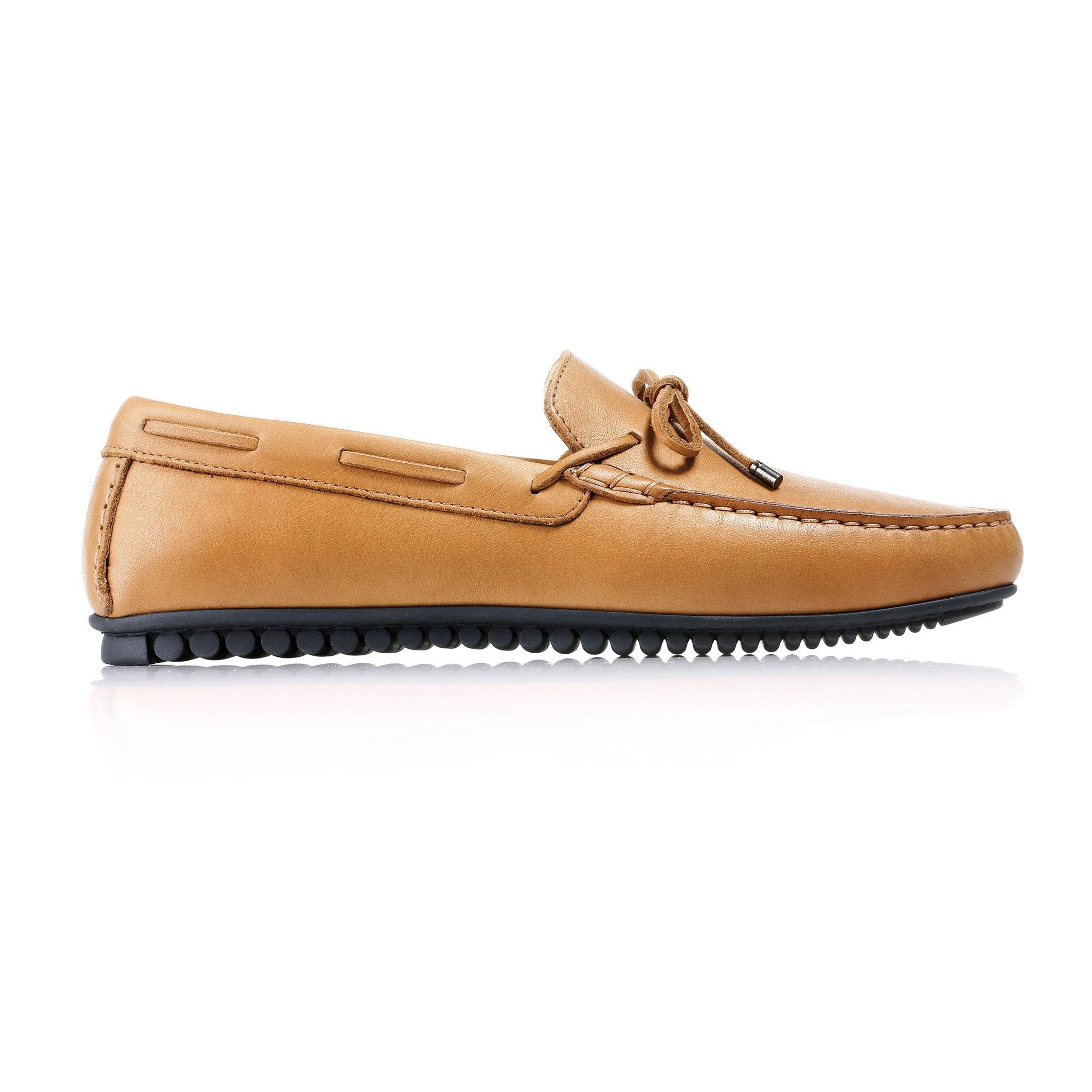 2017 Men's Tan Driver Mocassin