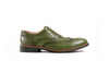 2017 Men's Green & Green Brogue Wingtip