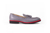 2017 Men's Grey & Red Tassel Loafer