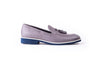 Men's Grey & White Accented with Azul Blue Sole (EX-160)