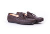 Men's Coffee Brown Driver Mocassin