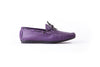 Men's Purple Driver Mocassin (EX201)