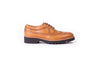 Women's Tan & Brown Brogue Wingtip. Ex-346 (2017)