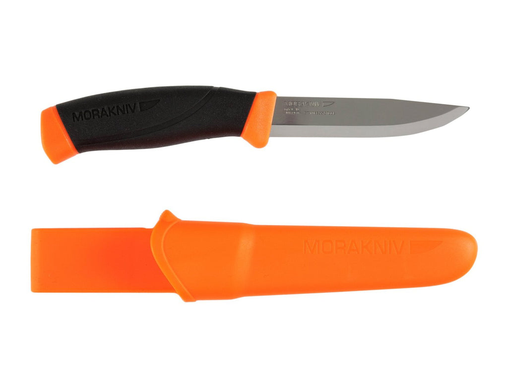 Orange Mora Companion Knife