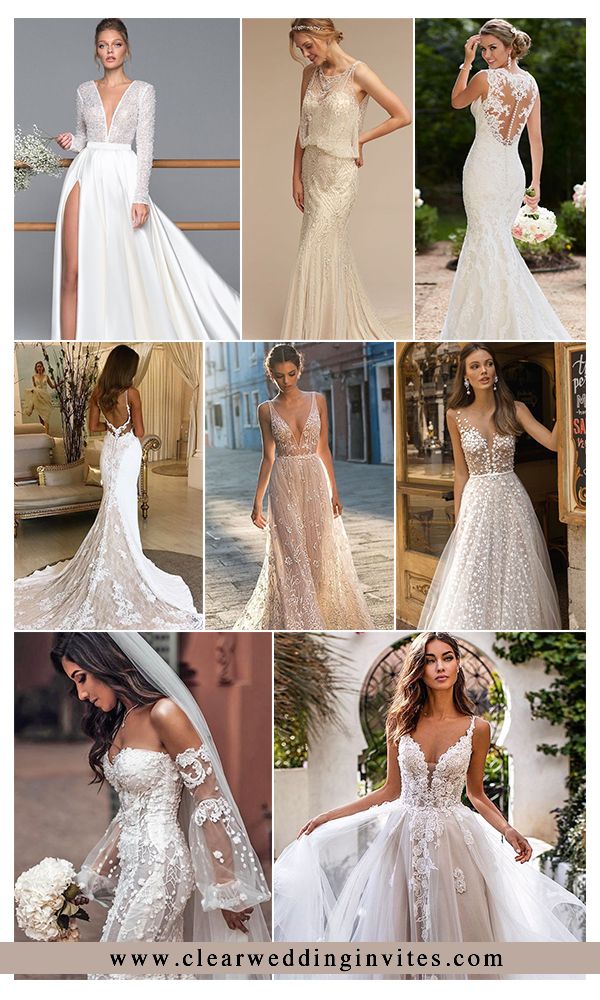 17 Stunning Wedding Dresses For 2021/2022 Brides-to-be