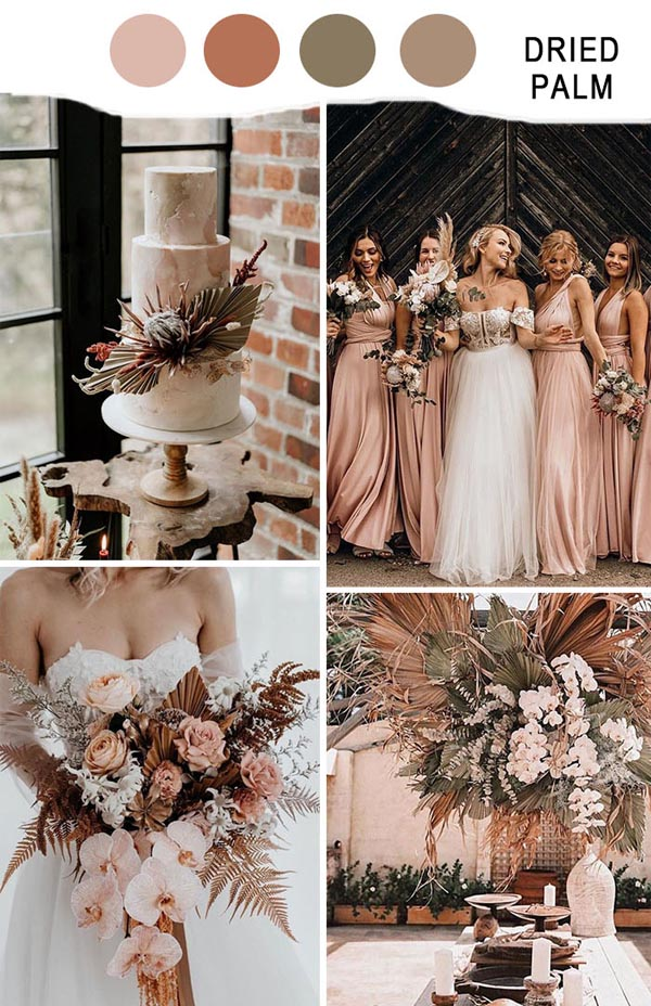 Wedding colors/themes are no more with seasonal boundaries, just genuinely speak to your personal style