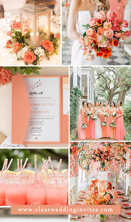 7 Trendy and Romantic Blush Pink Wedding Color Ideas