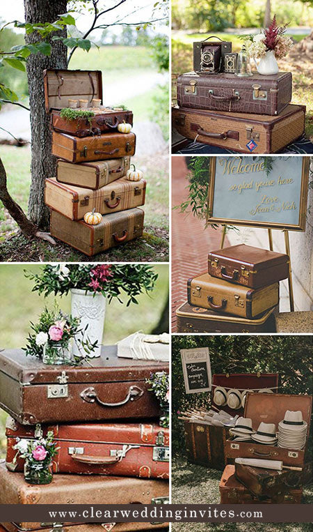 8 DIY Vintage Rustic Wedding Ideas for Traditional Lovers