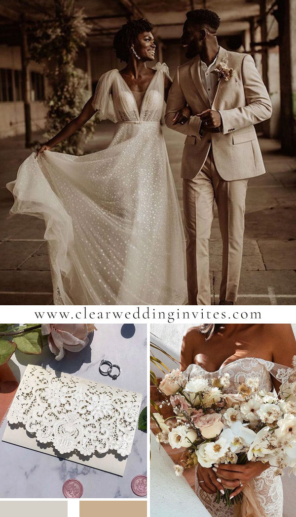 2021 Trending Fall Wedding Color Palette Ideas to Copy