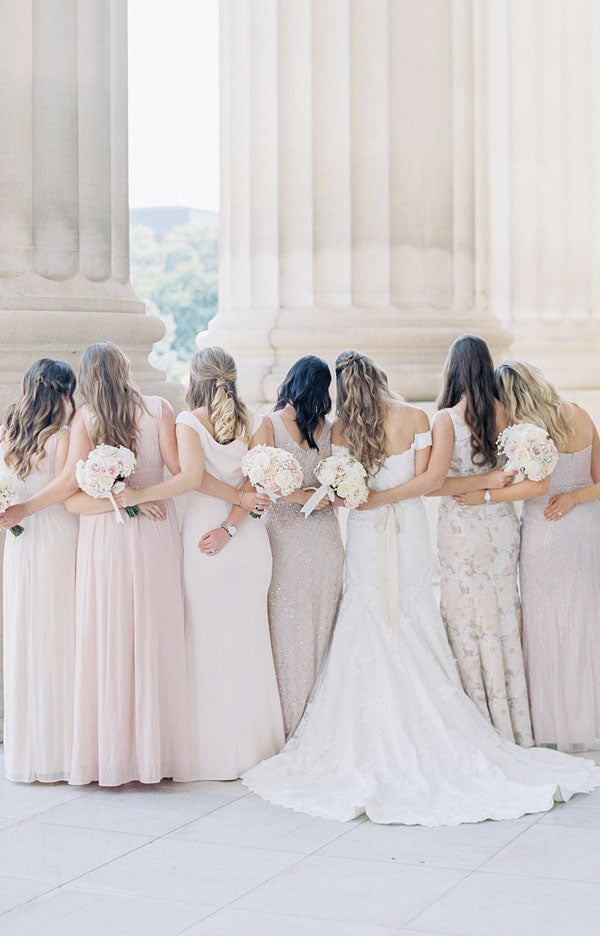 NUDE,BLUSH&BROWN Unique Cozy Winter Wedding Colors To Be Stunning