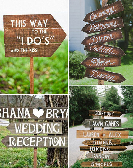 Amazing and Creative Outdoor Decoration Ideas for Rustic Weddings