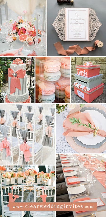 10 Summer Fall Wedding Color Combination Ideas to Love