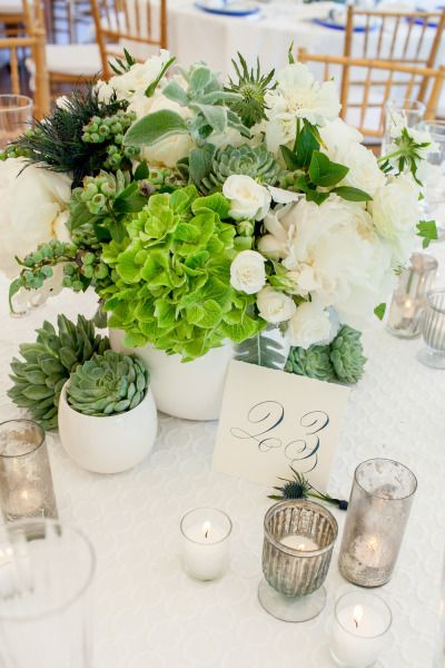Outstanding Outdoor Wedding Table Decorations