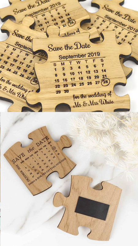 5 Fun Ways to Word Your Save the Dates