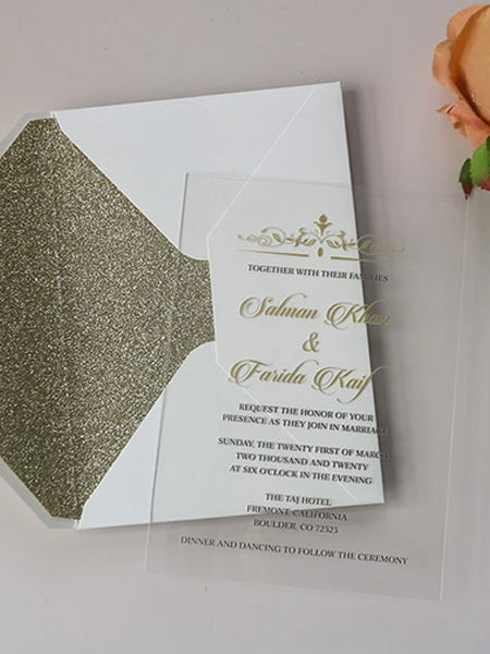9 Simple Wedding Invitation Wording Ideas to Personalize