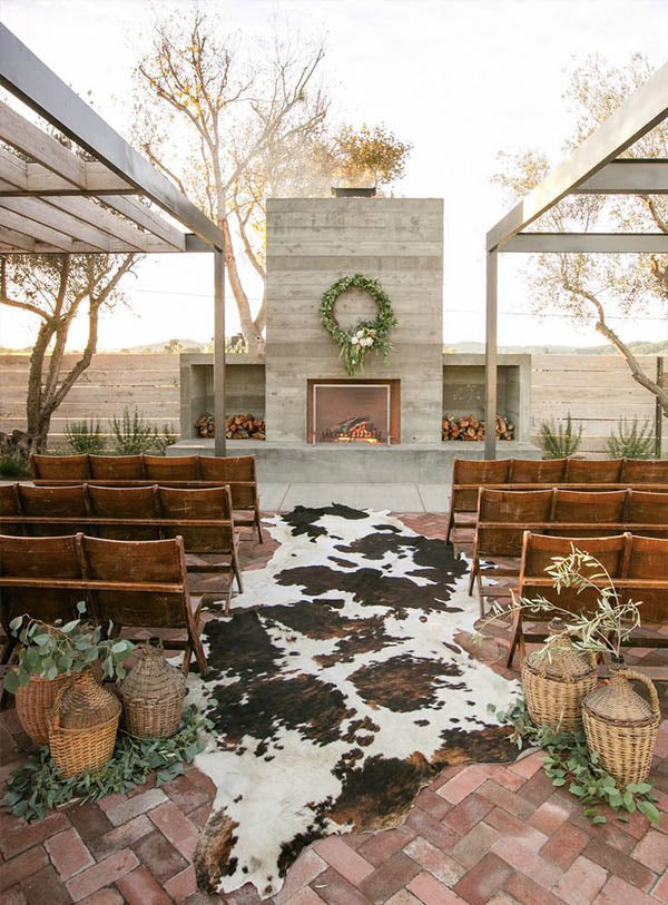 Ranch style wedding Ceremonies That'll Make You Want to Say I Do