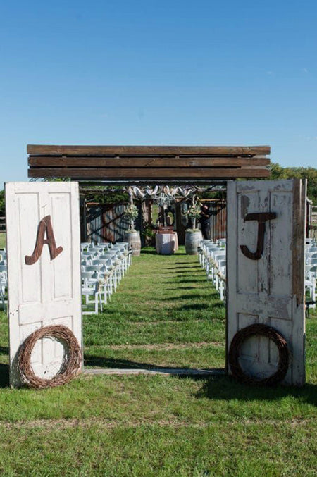11 Swoon-worthy Outdoor Wedding Ideas for Your Choice
