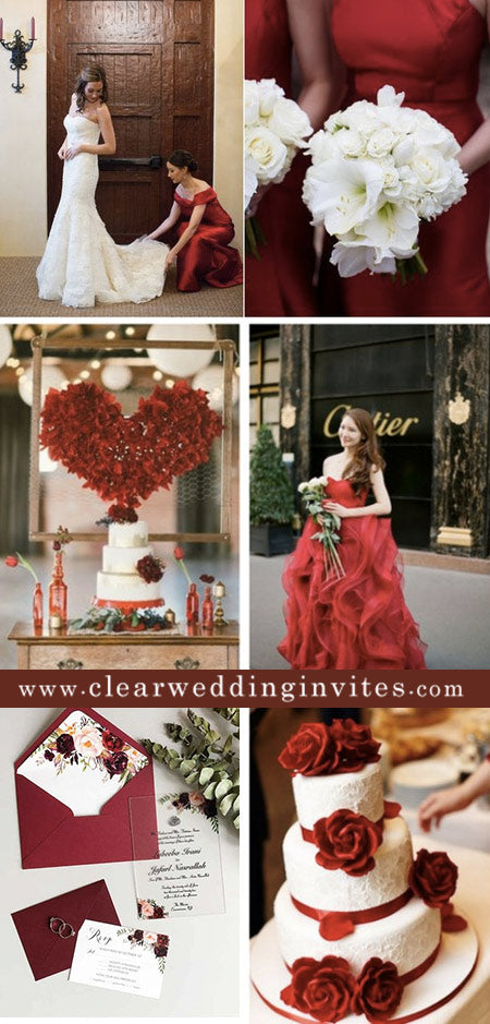 Fabulous Spring Wedding Color Combos that You Wanna Steal