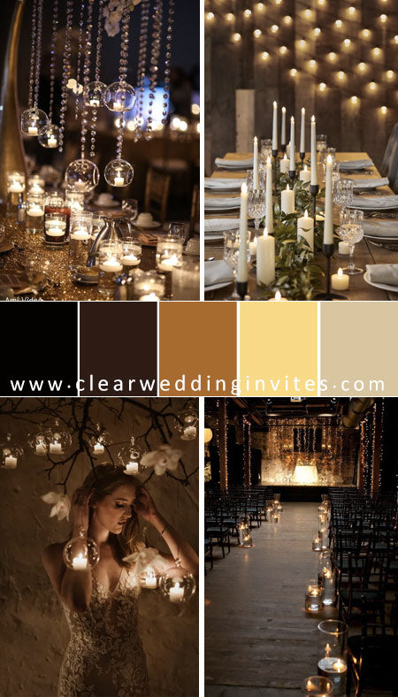 fairy-lightstring-hanging-lights-and-candles-wedding-decoration-ideas