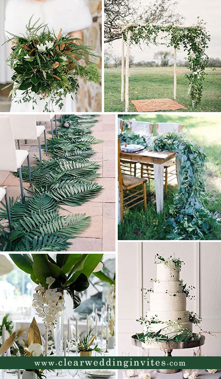 7 Timeless Chic Wedding Color Inspiration for Fall Brides