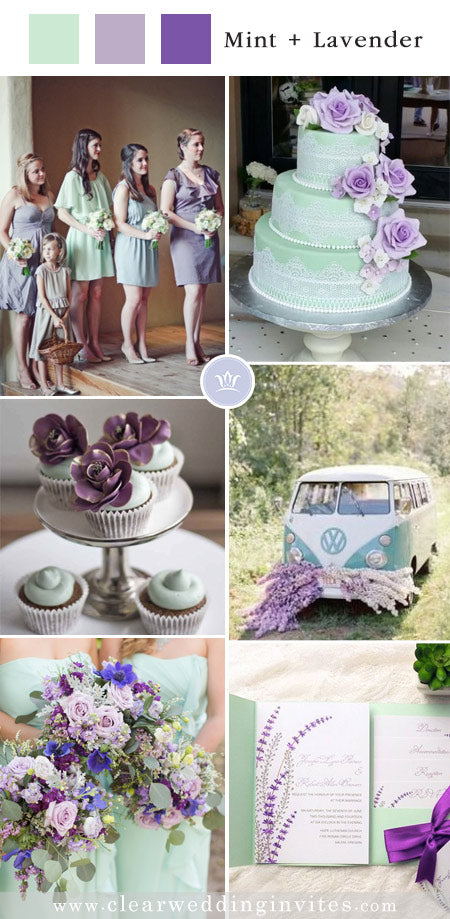 12 Stunning Shades of Lavender Wedding Color Ideas for 2022