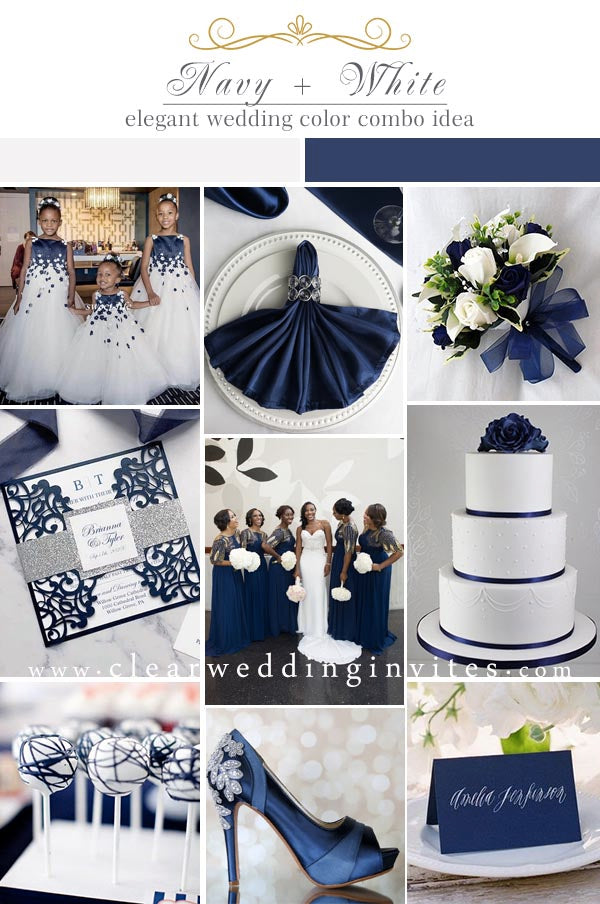 navy blue and white Timeless Color Palettes That Are Never Outdated